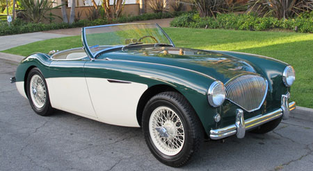 Selling Your Austin Healey