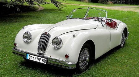 Sell Classic Jaguar Automobiles