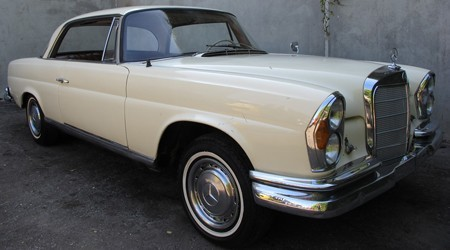 What s my 1965 mercedes benz 220seb coupe worth for Sell mercedes benz
