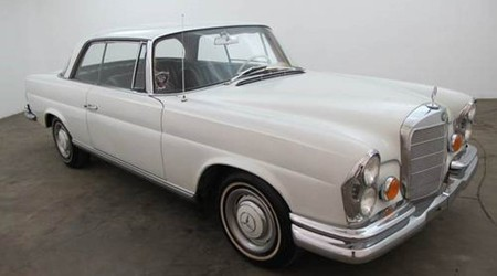 1969 Mercedes Benz 280SE Coupe