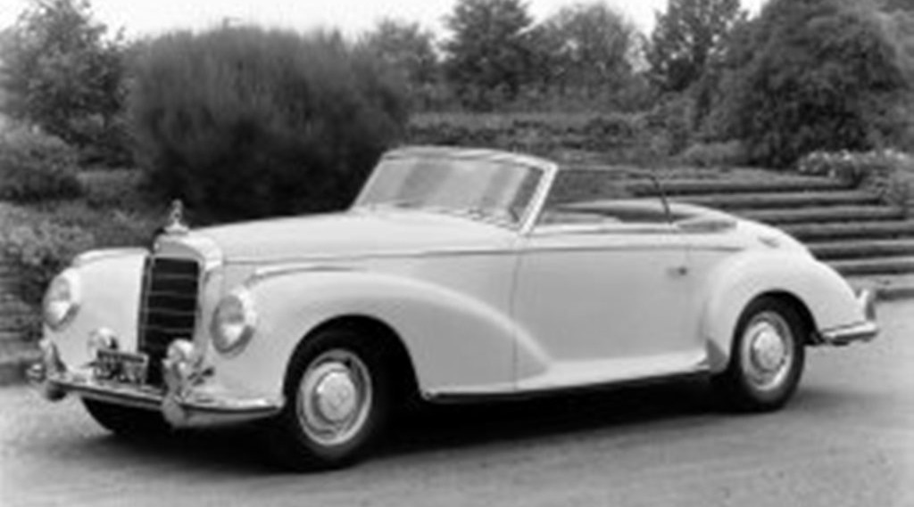 What\'s My 1952 Mercedes Benz 300S Roadster Worth? | AlexManos.com