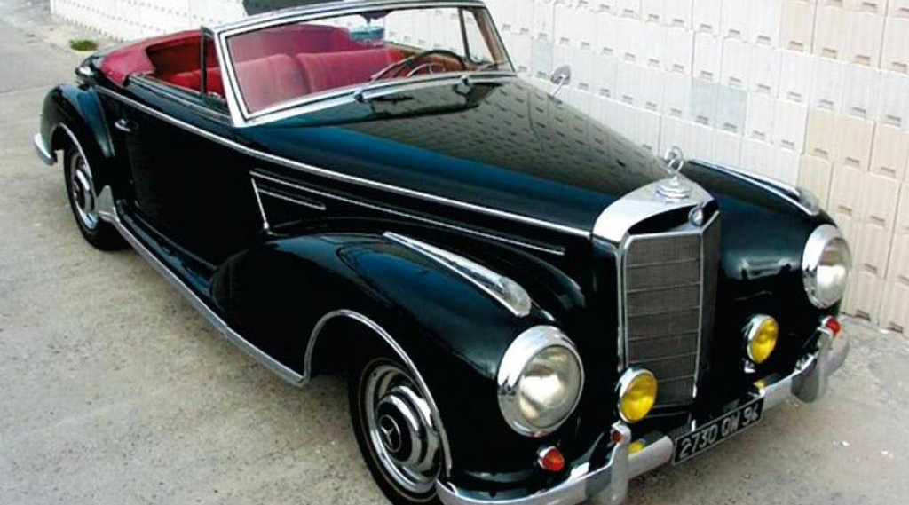 What s my 1957 mercedes benz 300sc roadster worth for Sell my mercedes benz