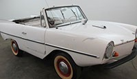 Selling Your Classic Amphicar