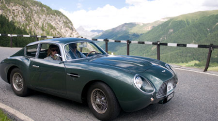 Selling Your Classic Aston Martin