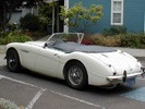 1962 Austin-Healey BT7 Tri-Carb