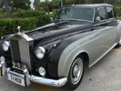1961 rolls-royce silver cloud 1