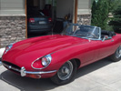 1970 E-Type Jaguar