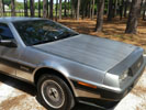 1983 Delorean