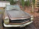 1967 Mercedes-Benz 280SL