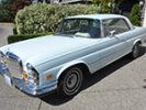1971 Mercedes Benz 280SE 3.5 Coupe